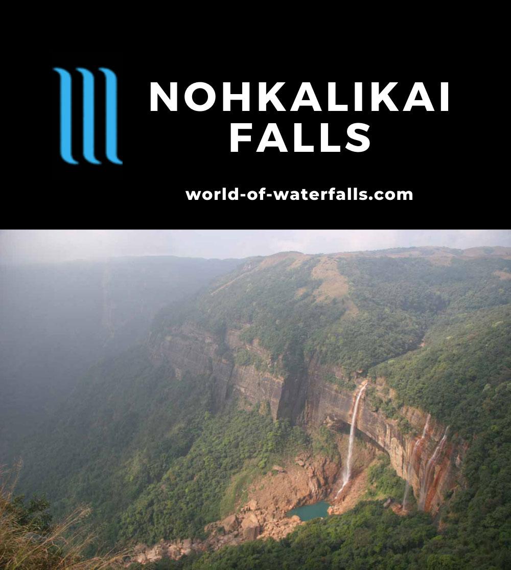 Nohkalikai_Falls_013_11092009 - Nohkalikai Falls