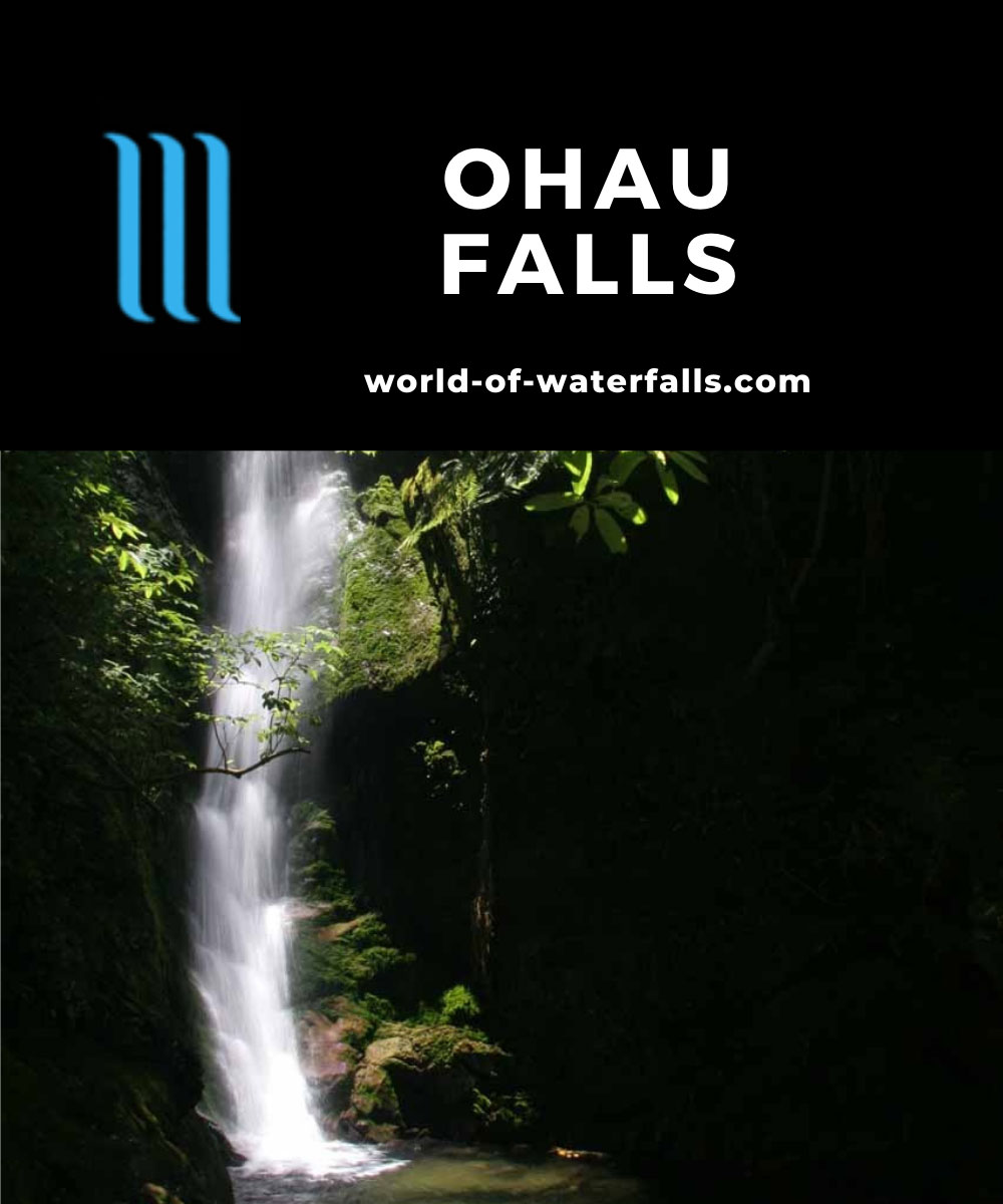 Ohau_Stream_034_12312009 - Ohau Falls