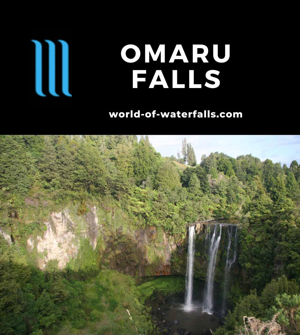 Omaru_Falls_046_01072010 - Omaru Falls