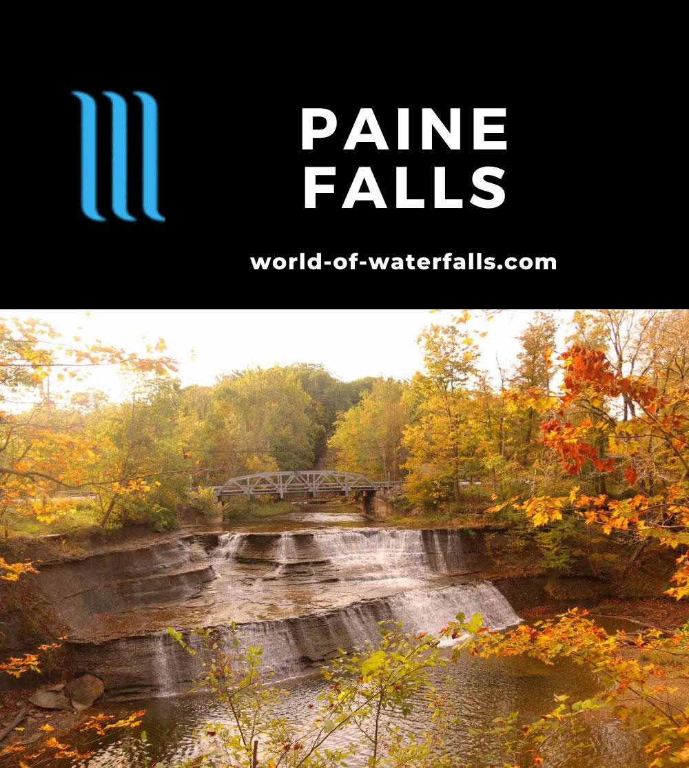 Paine_Falls_012_10042015 - Paine Falls