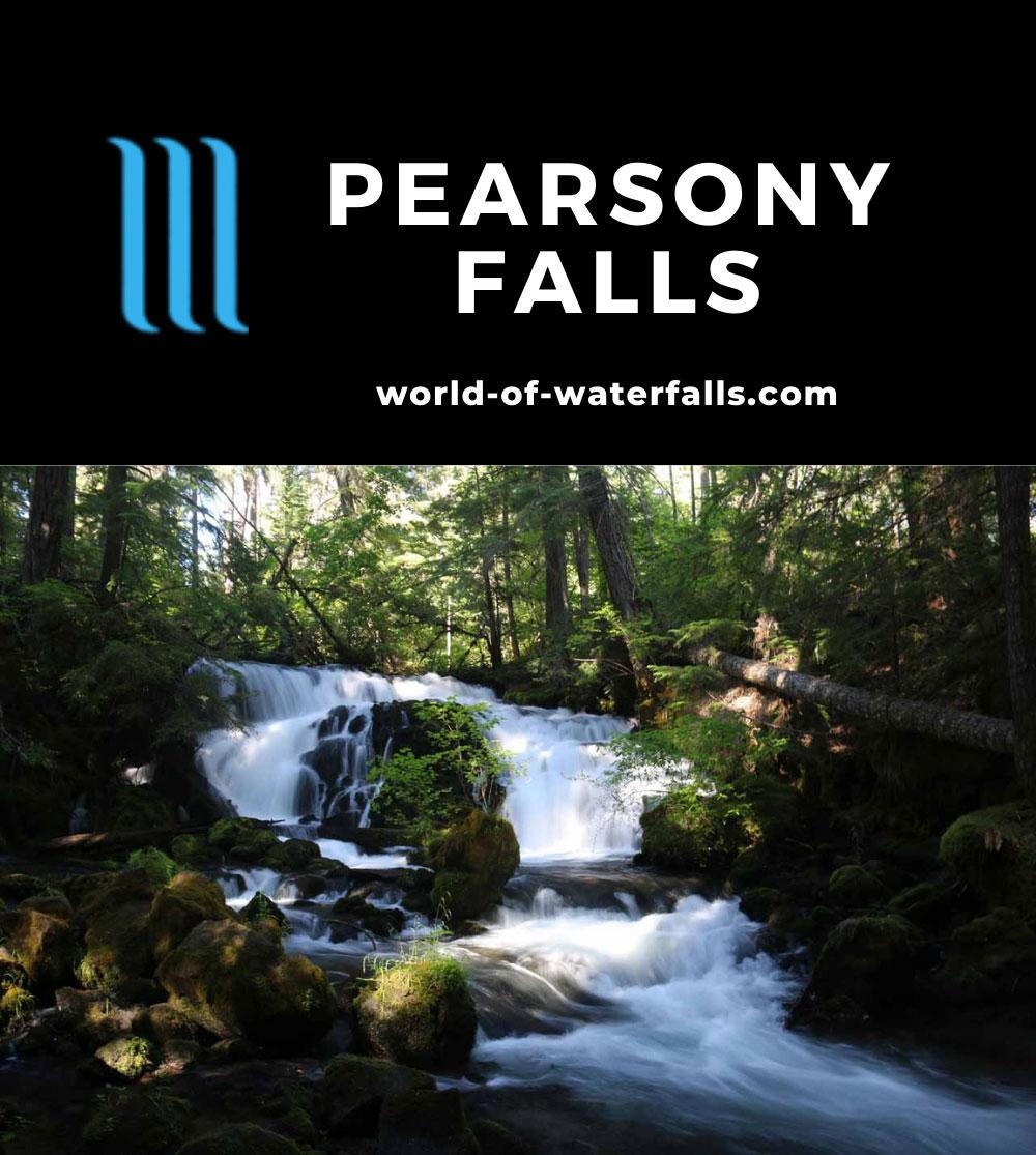 Pearsony_Falls_021_07152016 - Pearsony Falls or Pearsoney Falls