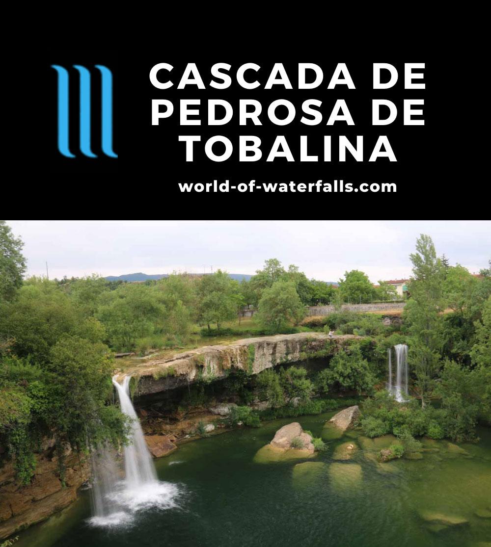 Pedrosa_de_Tobalina_011_06132015 - Cascada de Pedrosa de Tobalina (or Cascada El Peñón)