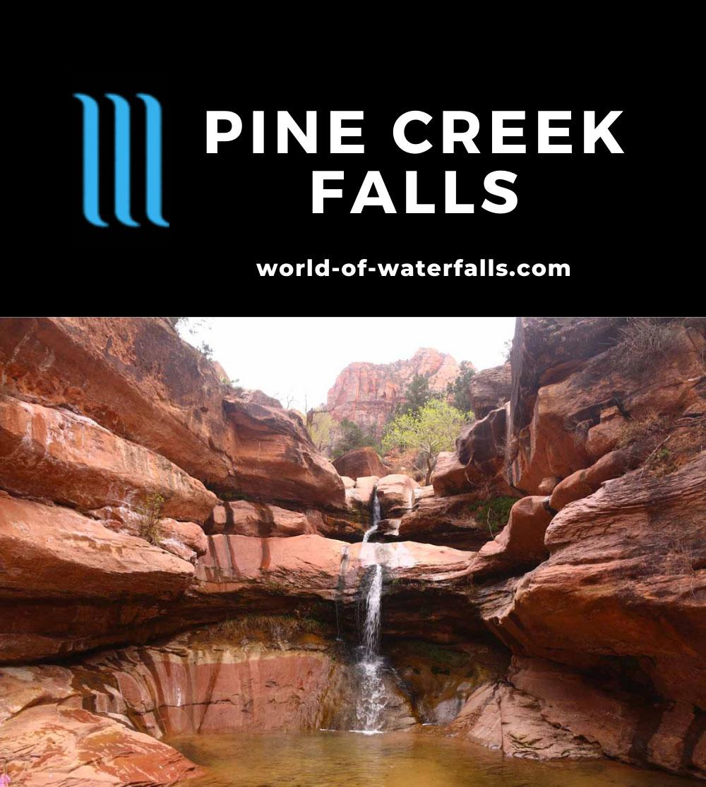 Pine_Creek_Falls_104_04042018 - Pine Creek Falls