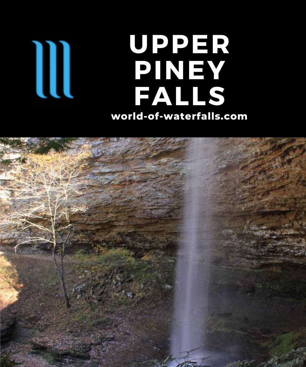 Piney_Waterfalls_020_20121024 - Upper Piney Falls
