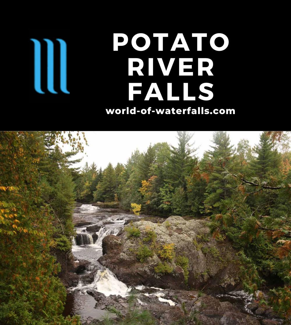 Potato_River_Falls_018_09282015 - Potato River Falls