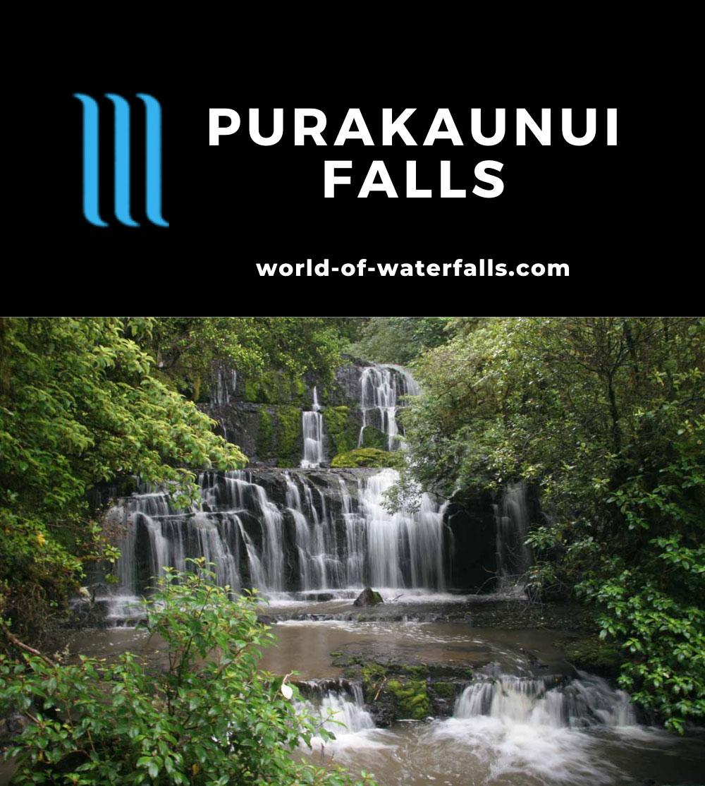 Purakaunui_Falls_003_12232009 - Purakaunui Falls