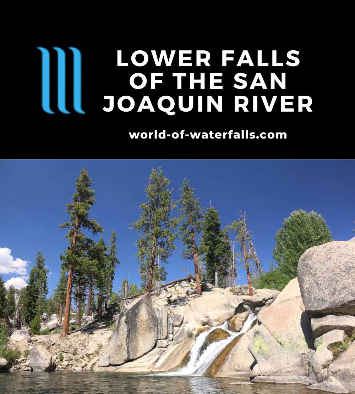 Rainbow_Falls_15_159_08022015 - Lower Falls of the San Joaquin River