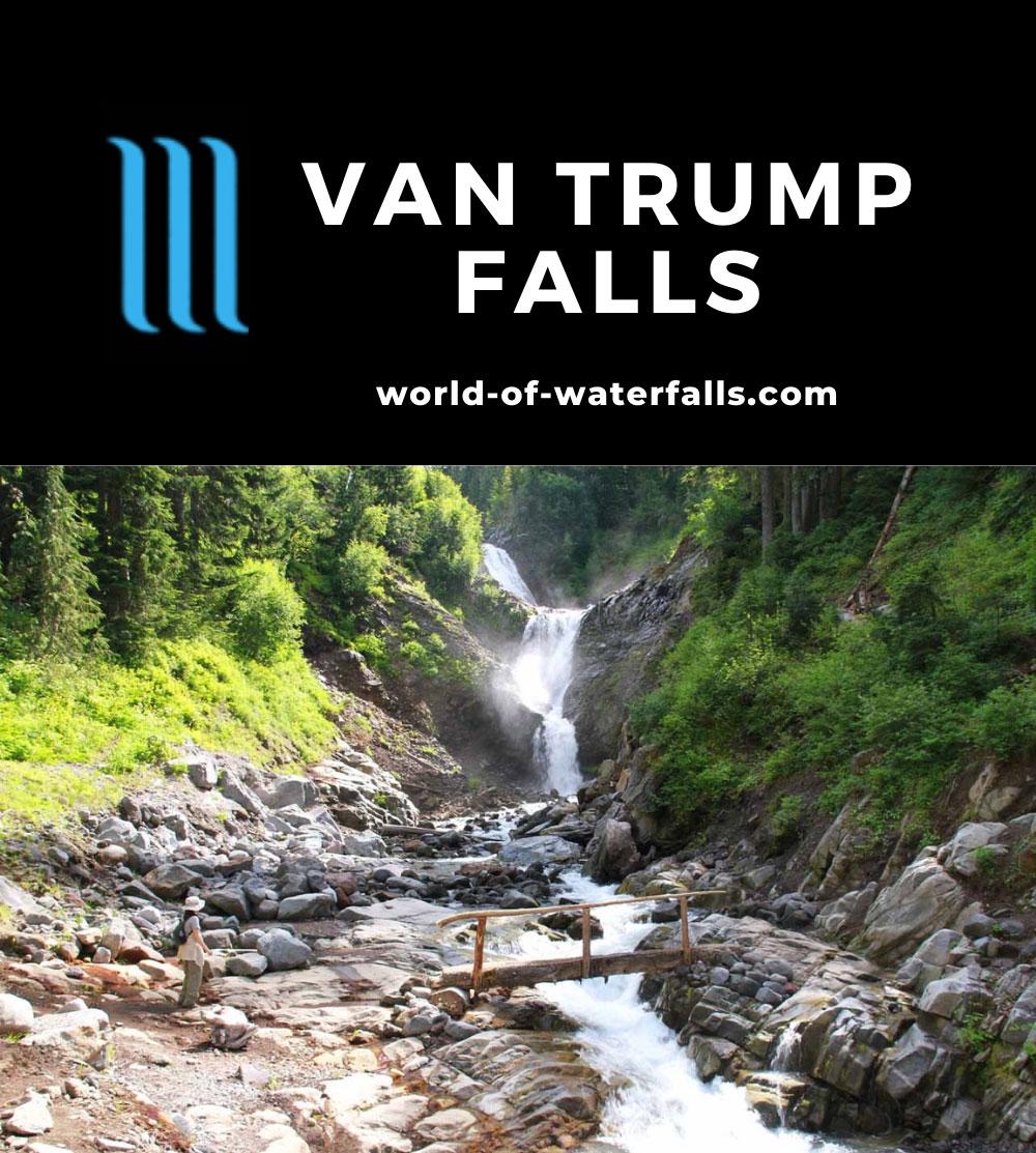 Rainier_309_08252011 - The Upper Van Trump Falls