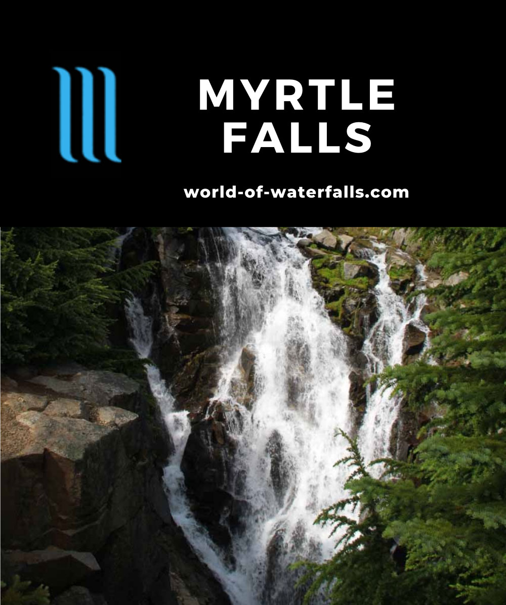 Rainier_428_08252011 - Myrtle Falls fronting Mt Rainier