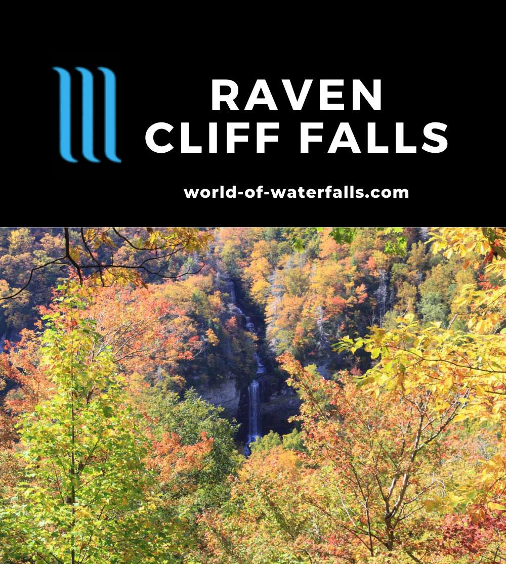 Raven_Cliff_Falls_019_20121017 - Raven Cliff Falls