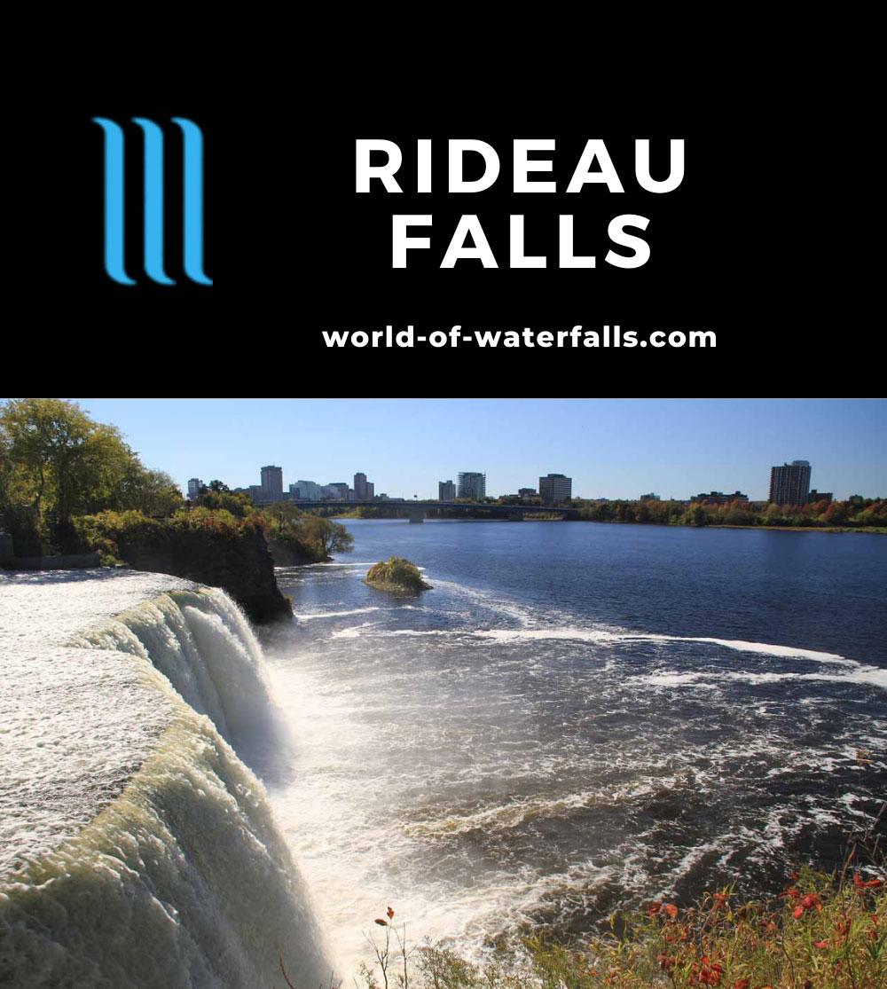 Rideau_Falls_037_10092013 - Rideau Falls