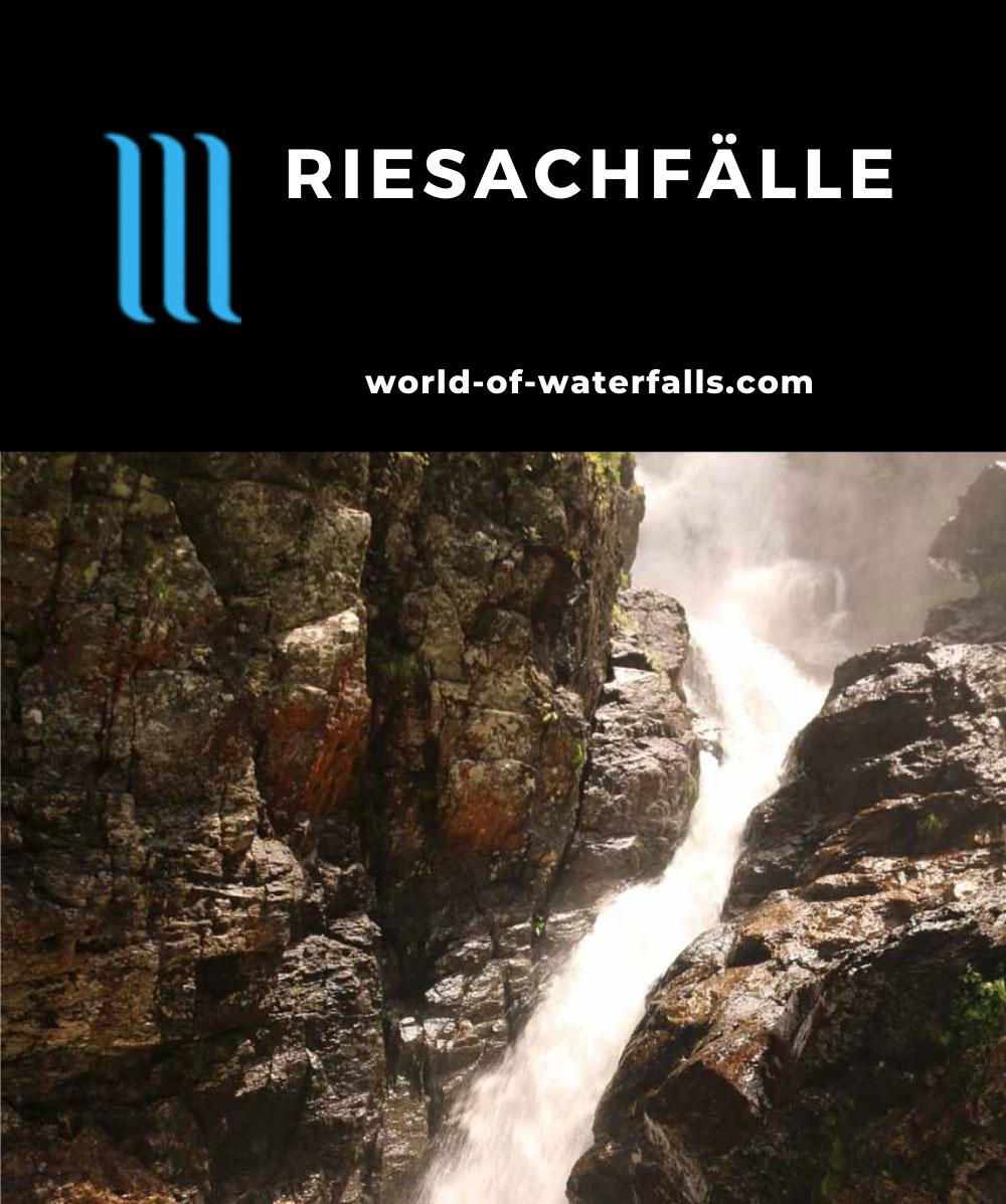 Riesachfalle_Schladming_036_07032018 - Riesach Falls or Riesachfälle