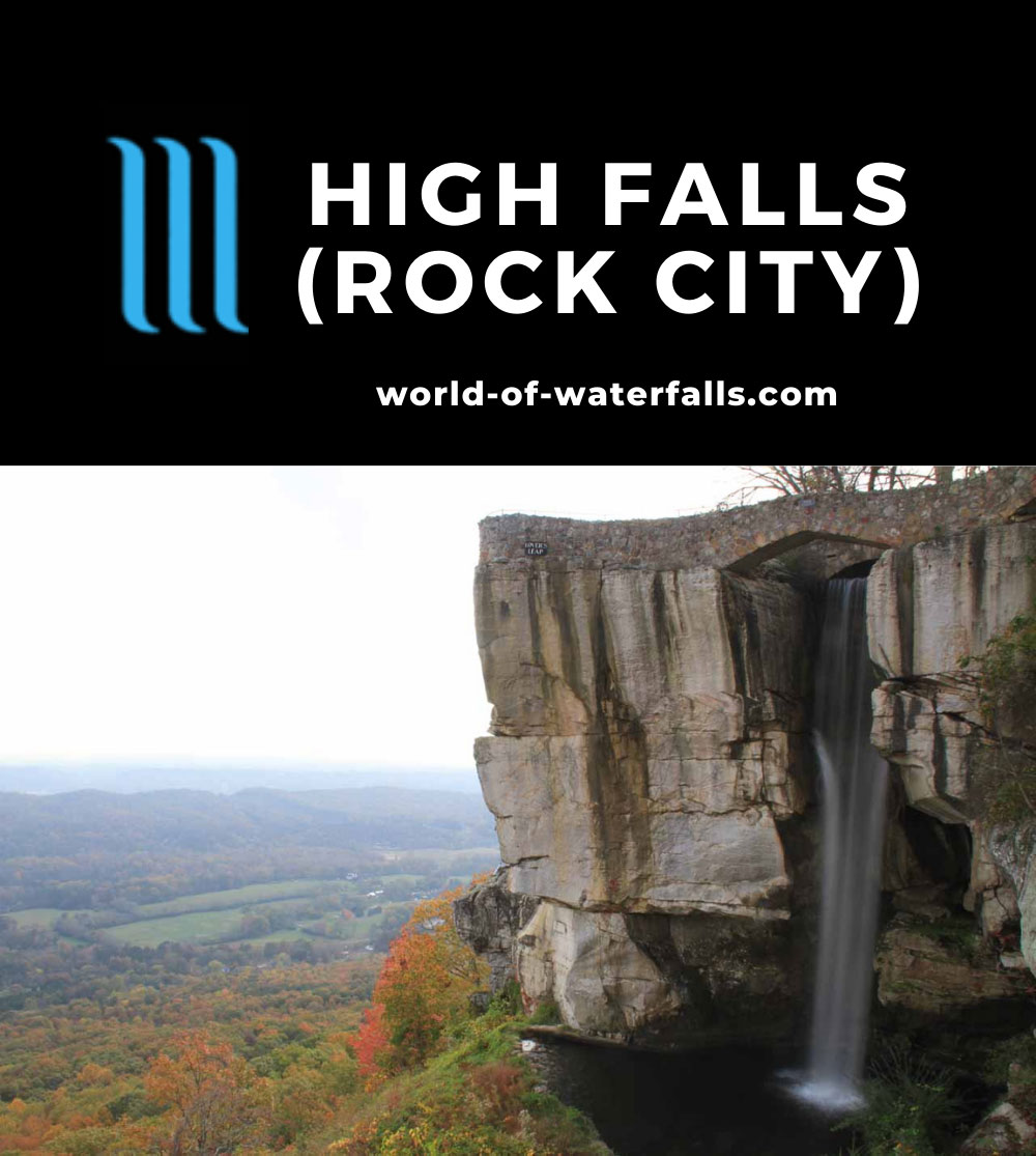 Rock_City_081_20121026 - High Falls or Lover's Leap in Rock City