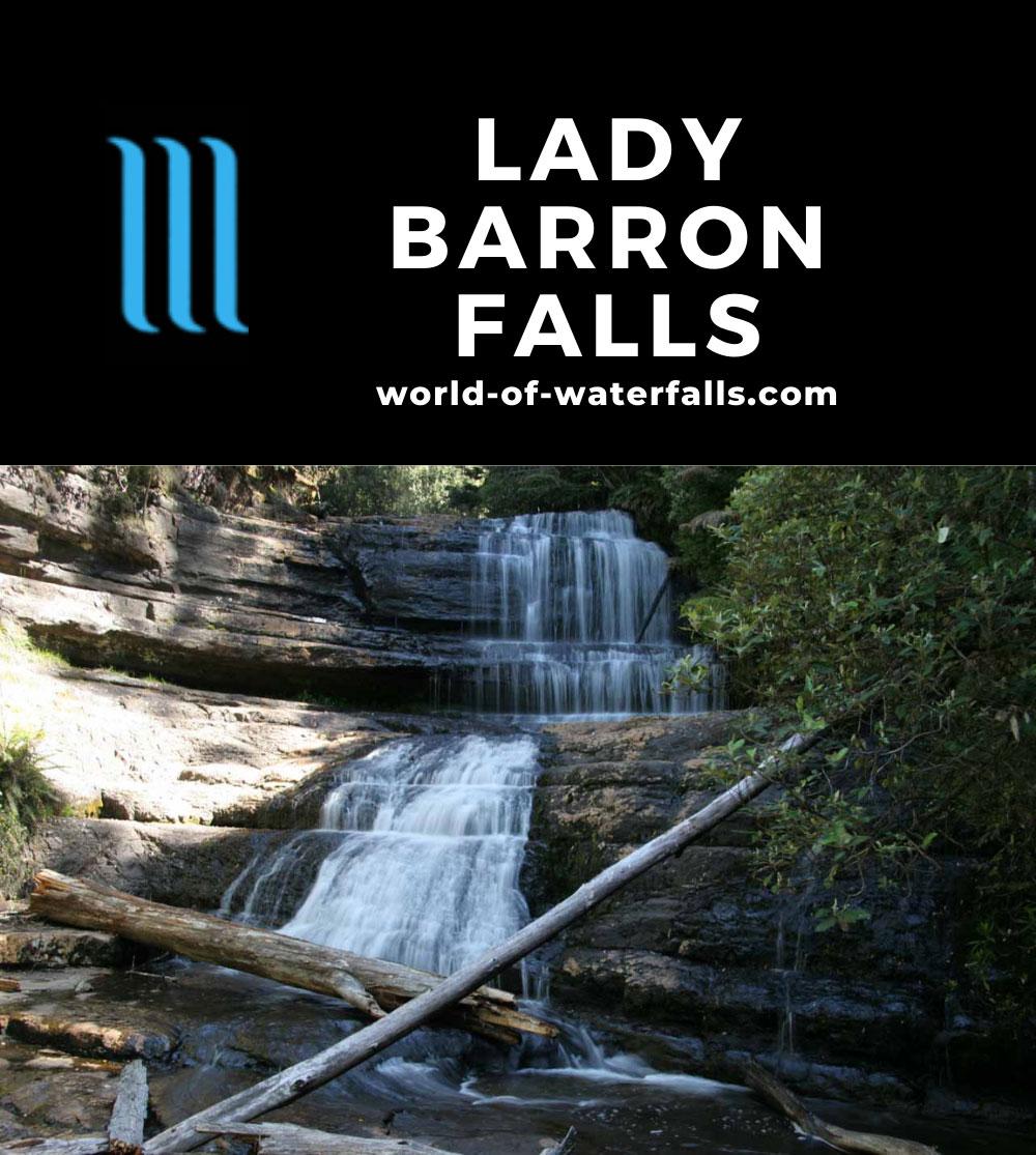 Russell_Falls_062_11282006 - Lady Barron Falls