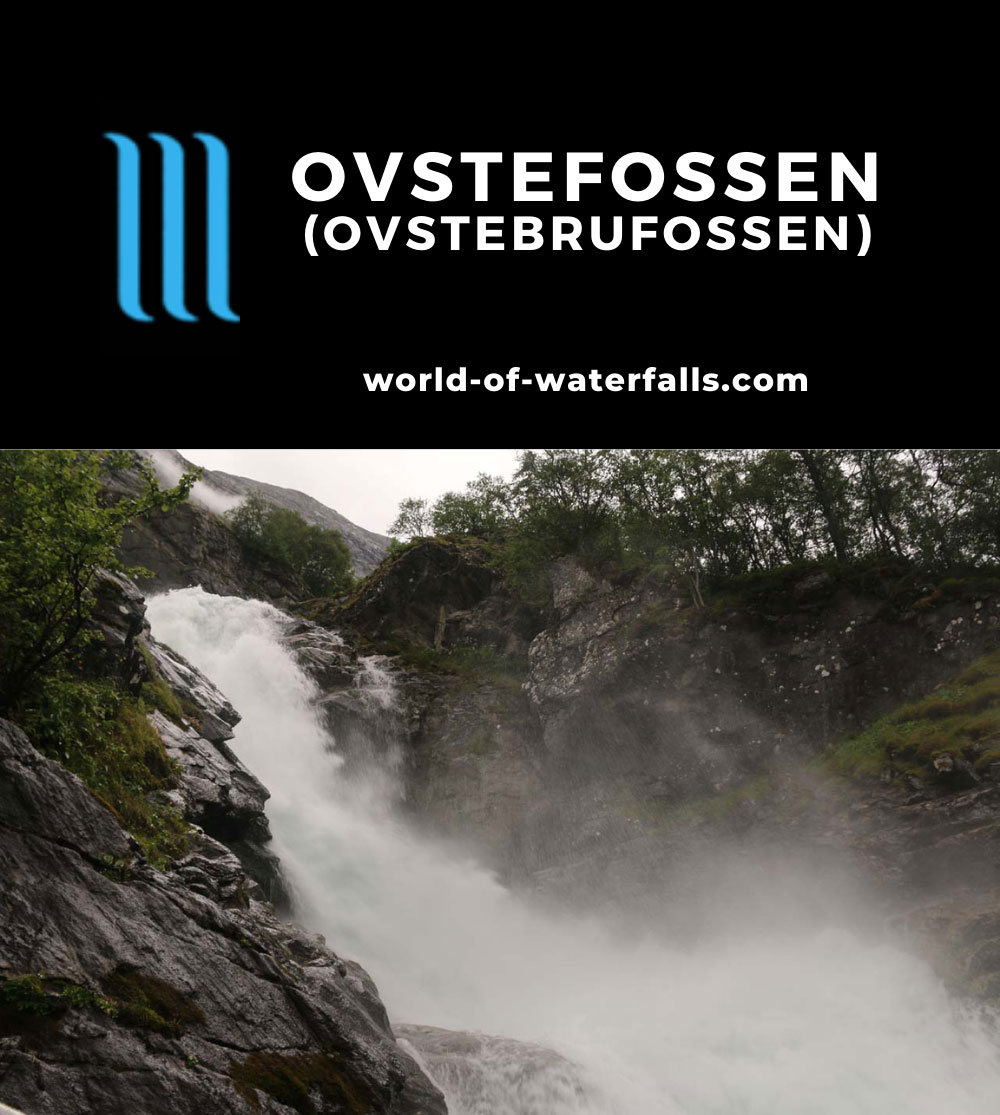 Rv63_Rv15_084_07192019 - The lower sections of Øvstefossen from the bottom of the trail