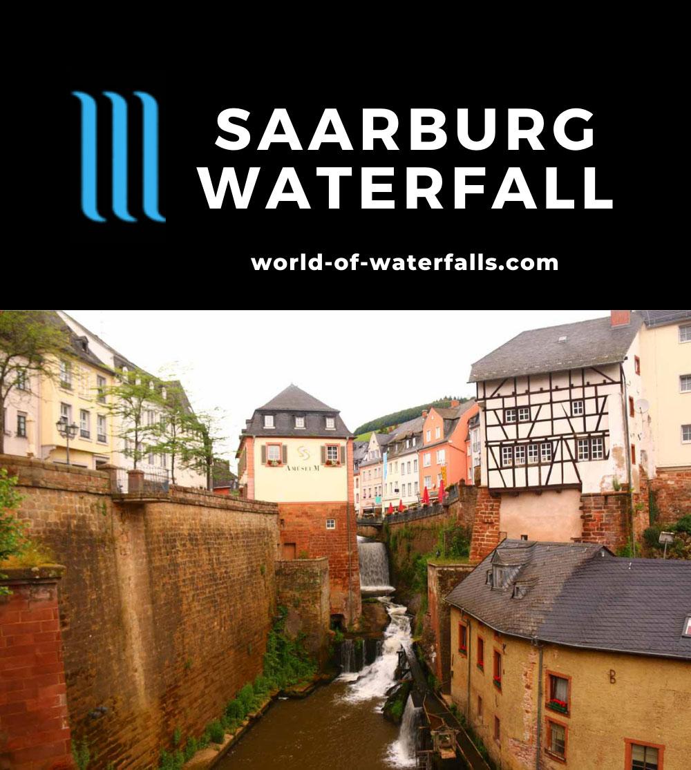 Saarburg_Waterfall_017_06182018 - The Saarburg Waterfall