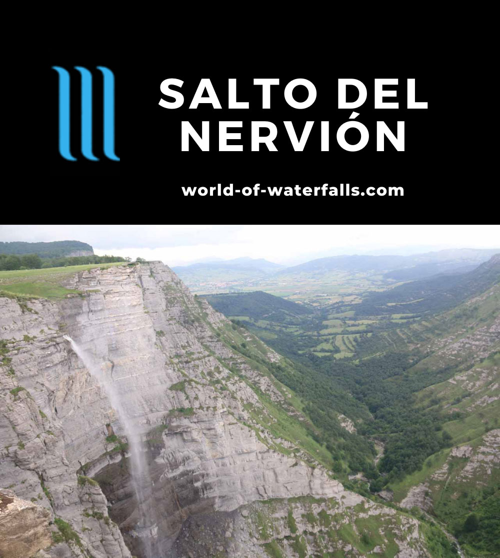 Salto_del_Nervion_130_06142015 - The Salto del Nervion Waterfall (or Salto del Nervión)