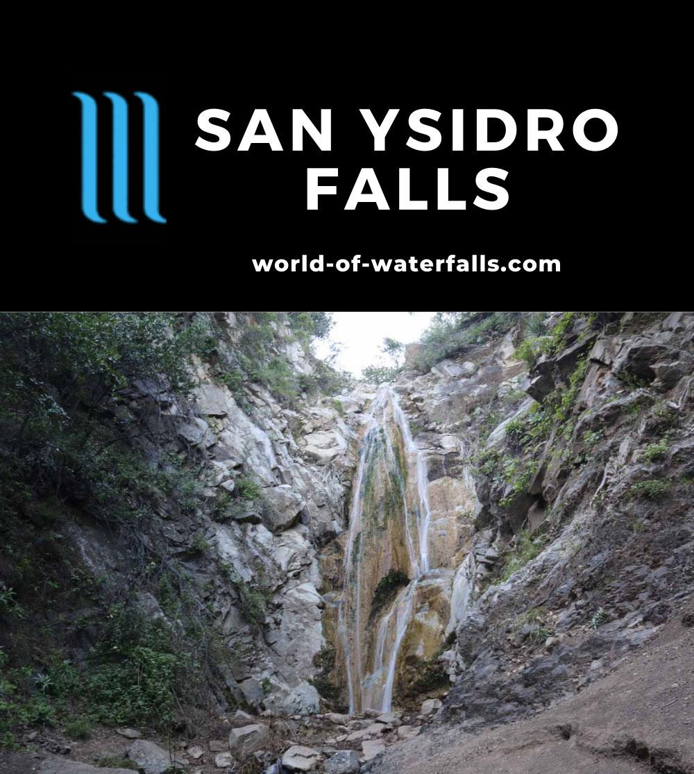 San_Ysidro_Falls_066_04012017 - San Ysidro Falls