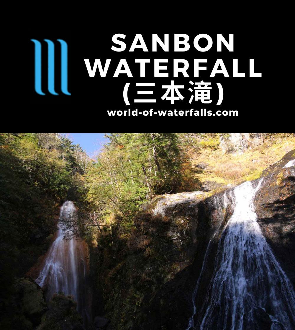 Sanbon_Falls_058_10192016 - Sanbon Waterfall or the Sanbondaki Waterfall