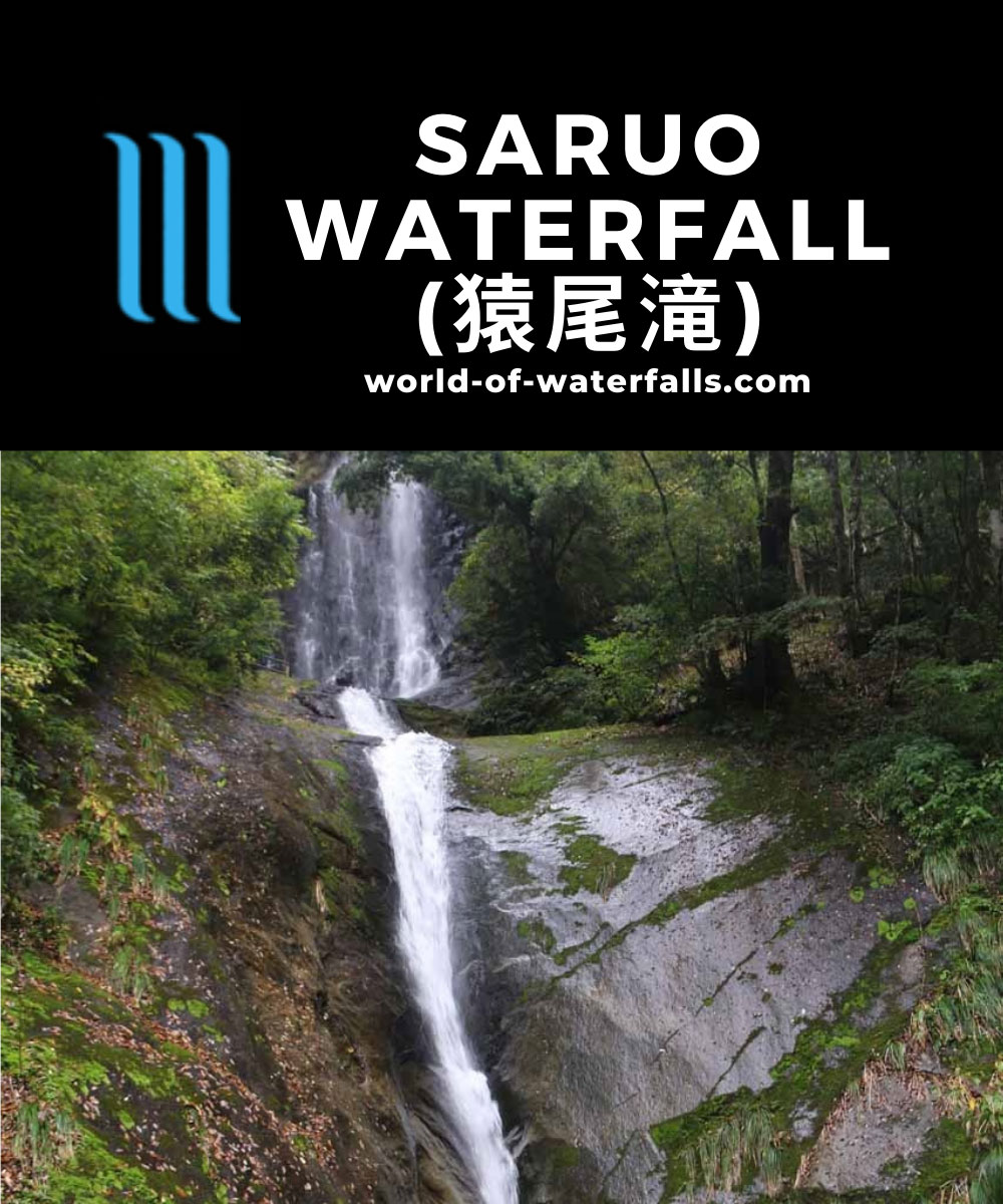 Saruo_Falls_028_10222016 - Saruo Waterfall or Saruodaki
