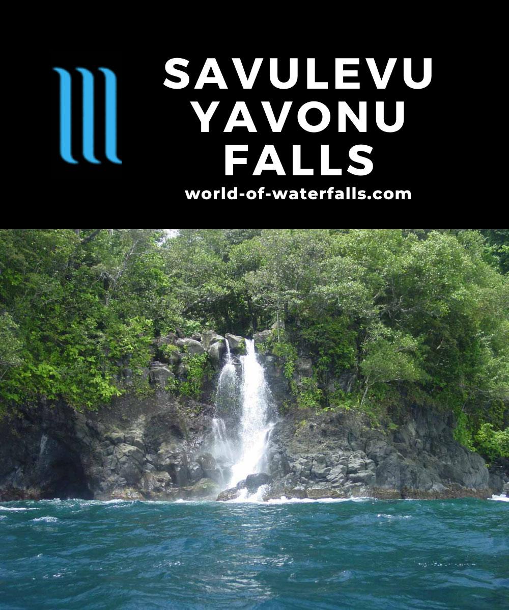 Savulevu_Yavonu_034_12312005 - The Savulevu Yavonu Waterfall