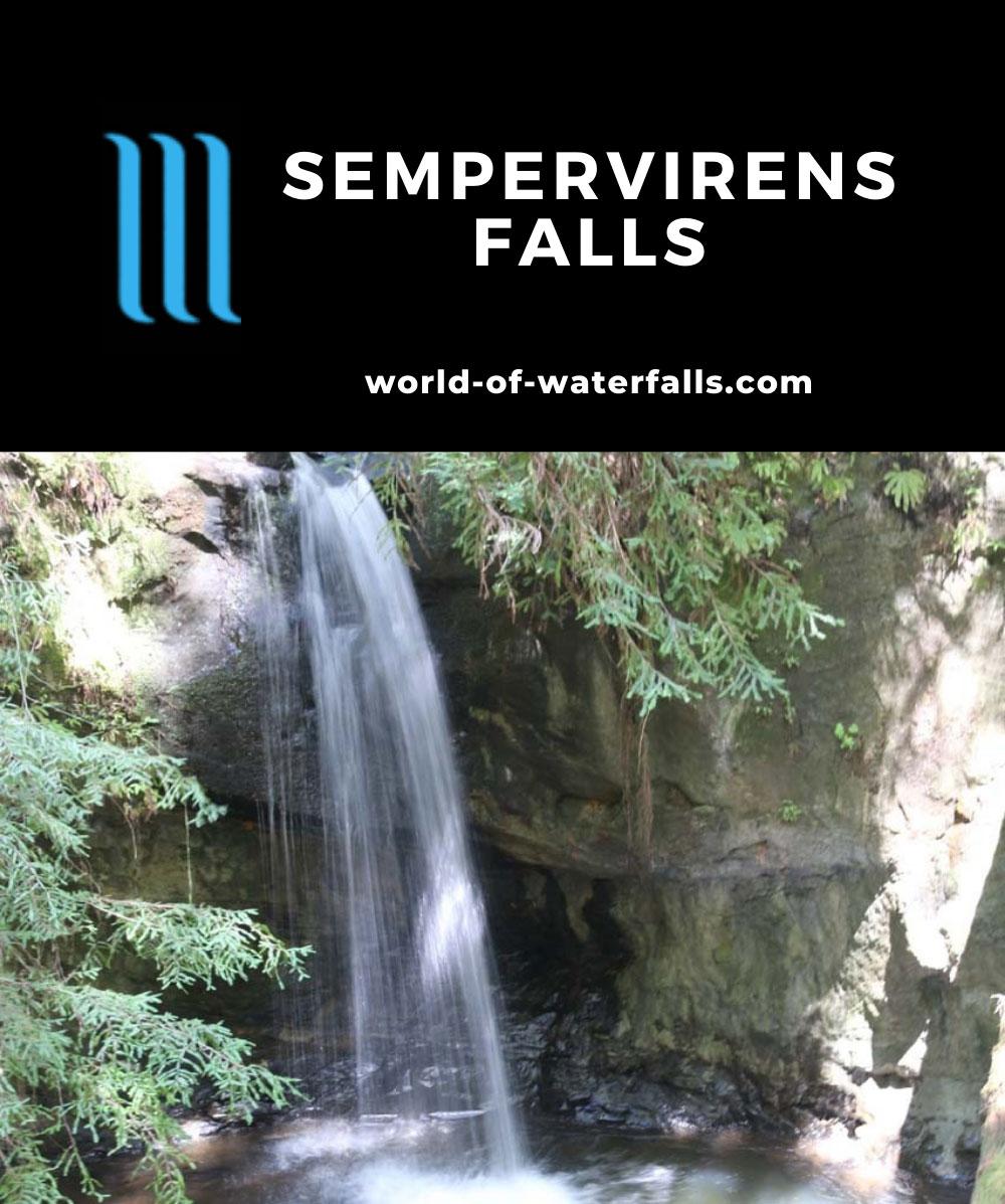 Sempervirens_Falls_115_04222019 - Sempervirens Falls