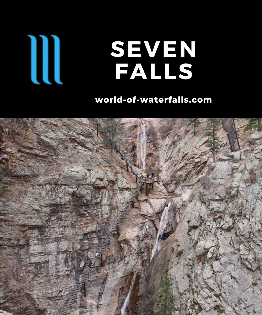 Seven_Falls_CO_144_03232017 - Seven Falls from the Eagle's Nest Lookout