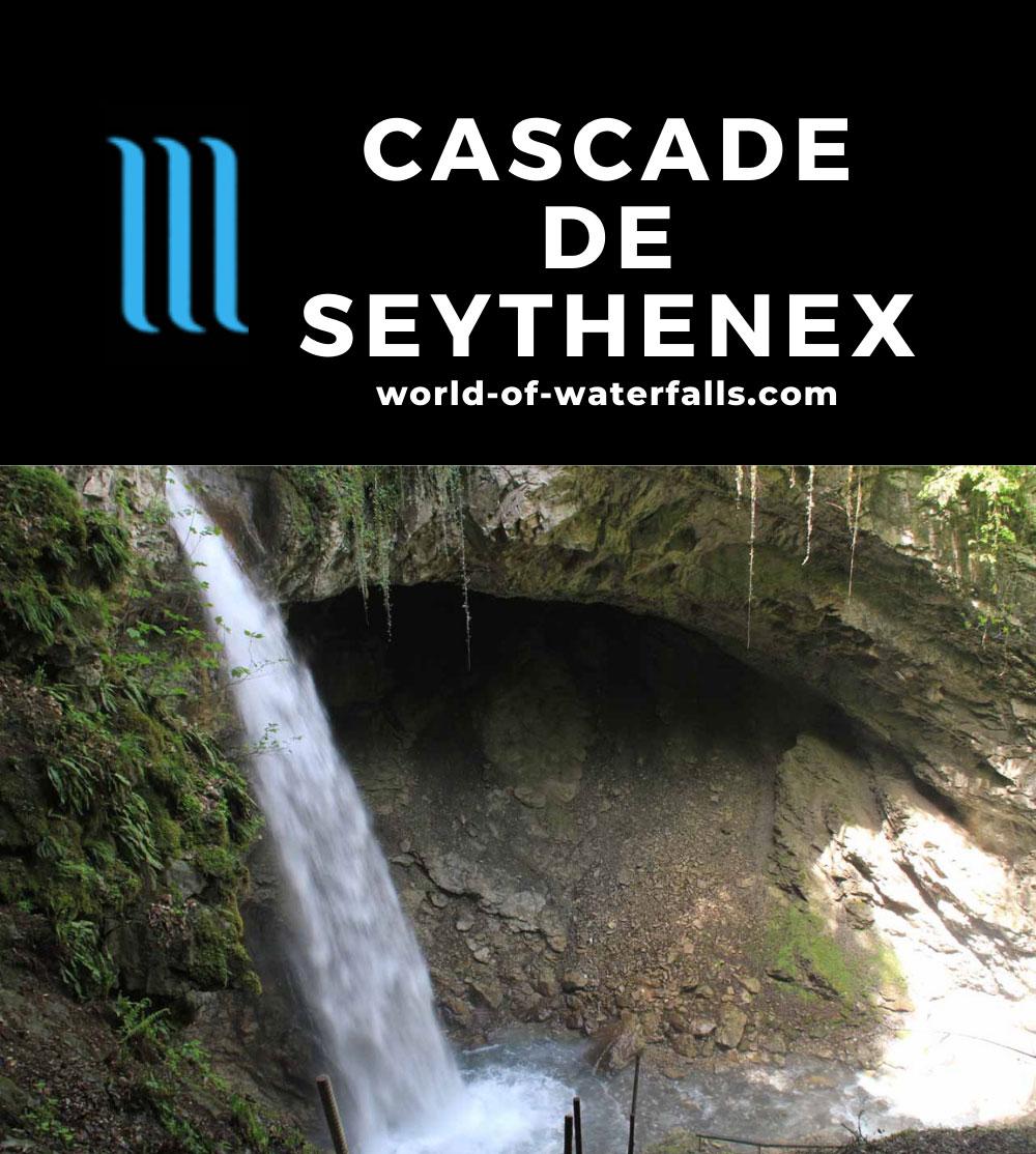 Seythenex_064_20120519 - Cascade de Seythenex