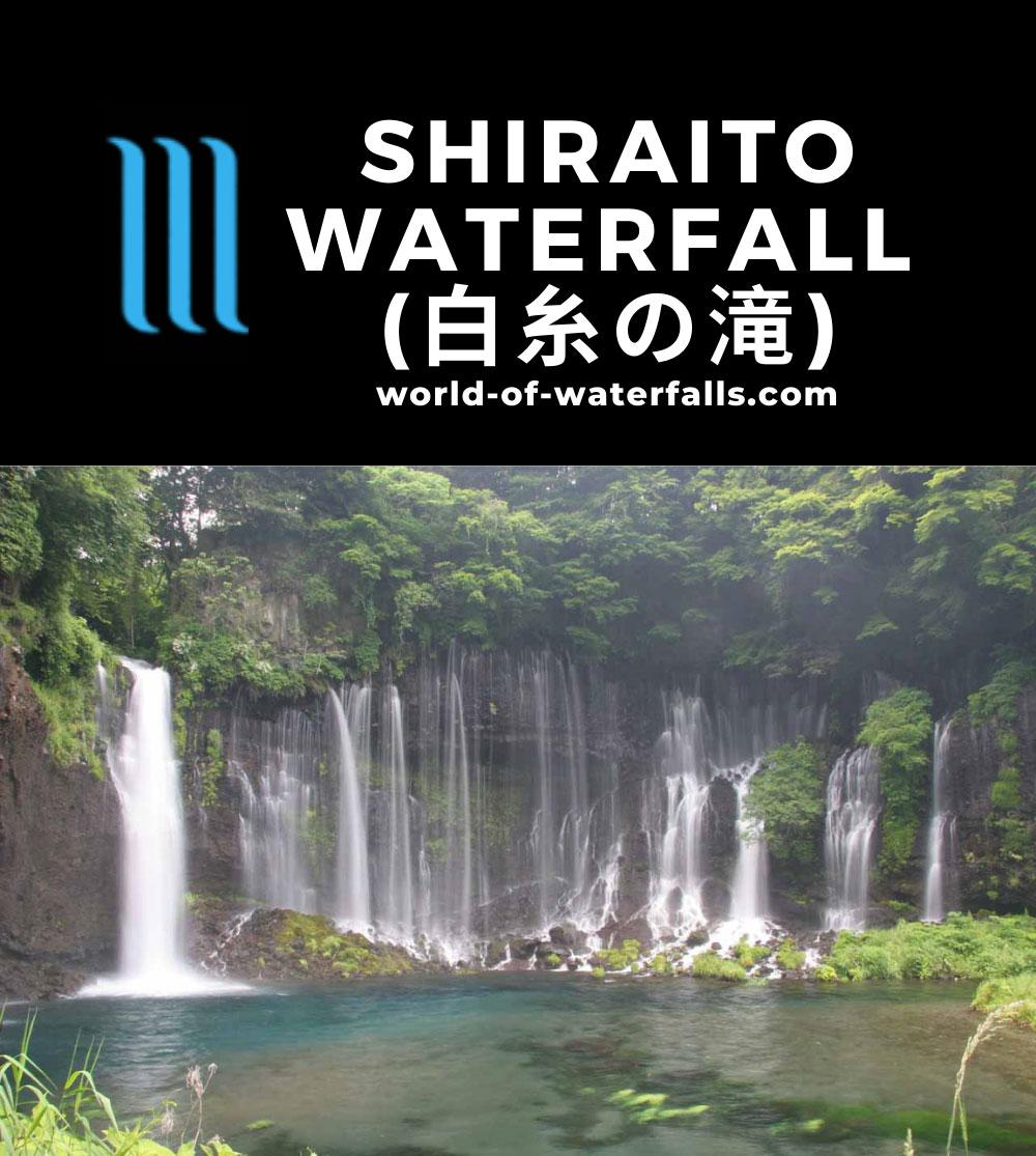 Shiraito_070_05262009 - The main part of the Shiraito Waterfall