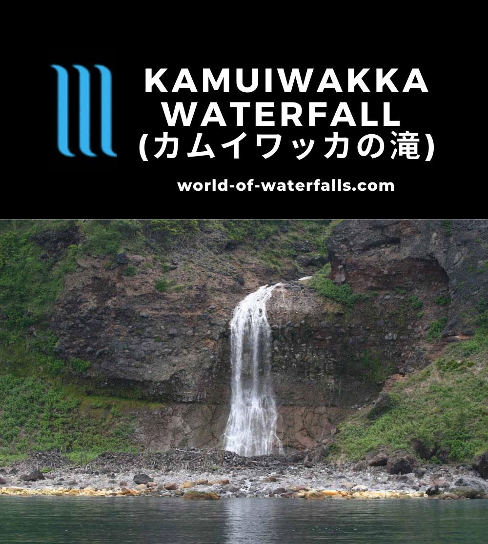 Shiretoko_tour_091_06072009 - The Kamuiwakka Waterfall