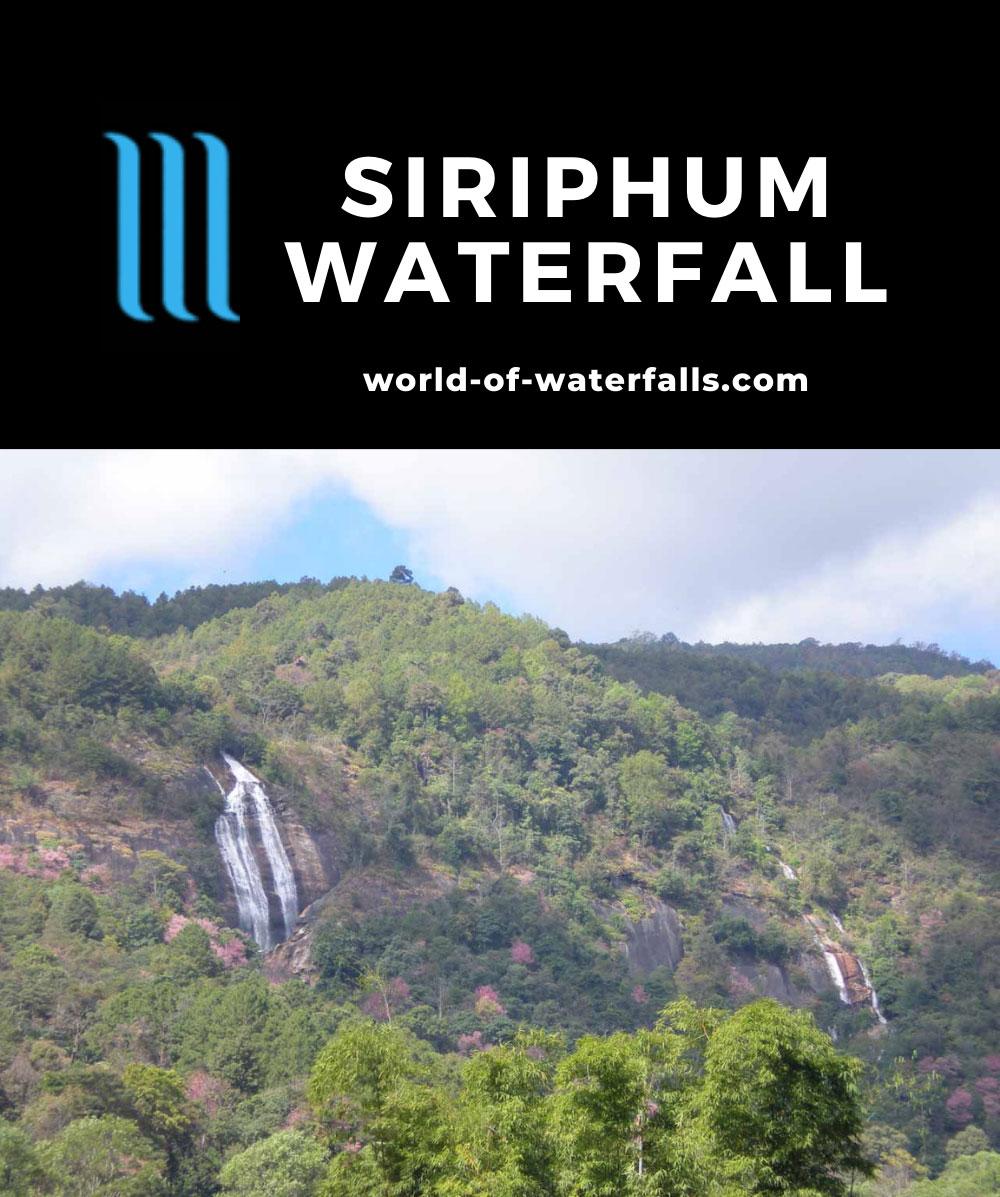 Siriphum_009_jx_12292008 - The Siriphum Waterfall and a companion waterfall