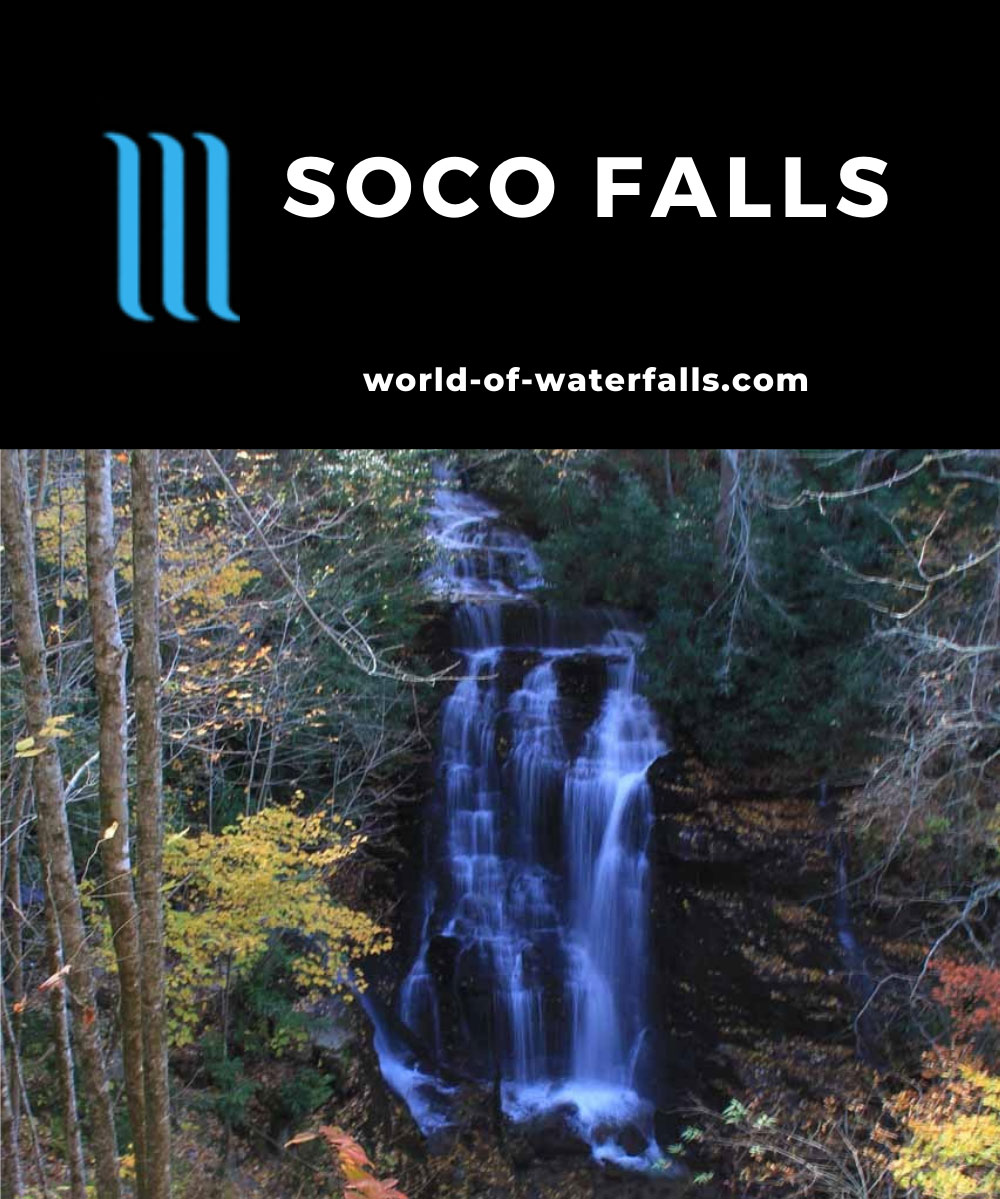 Soco_Falls_006_20121020 - Contextual view of Soco Falls from the official viewing platform