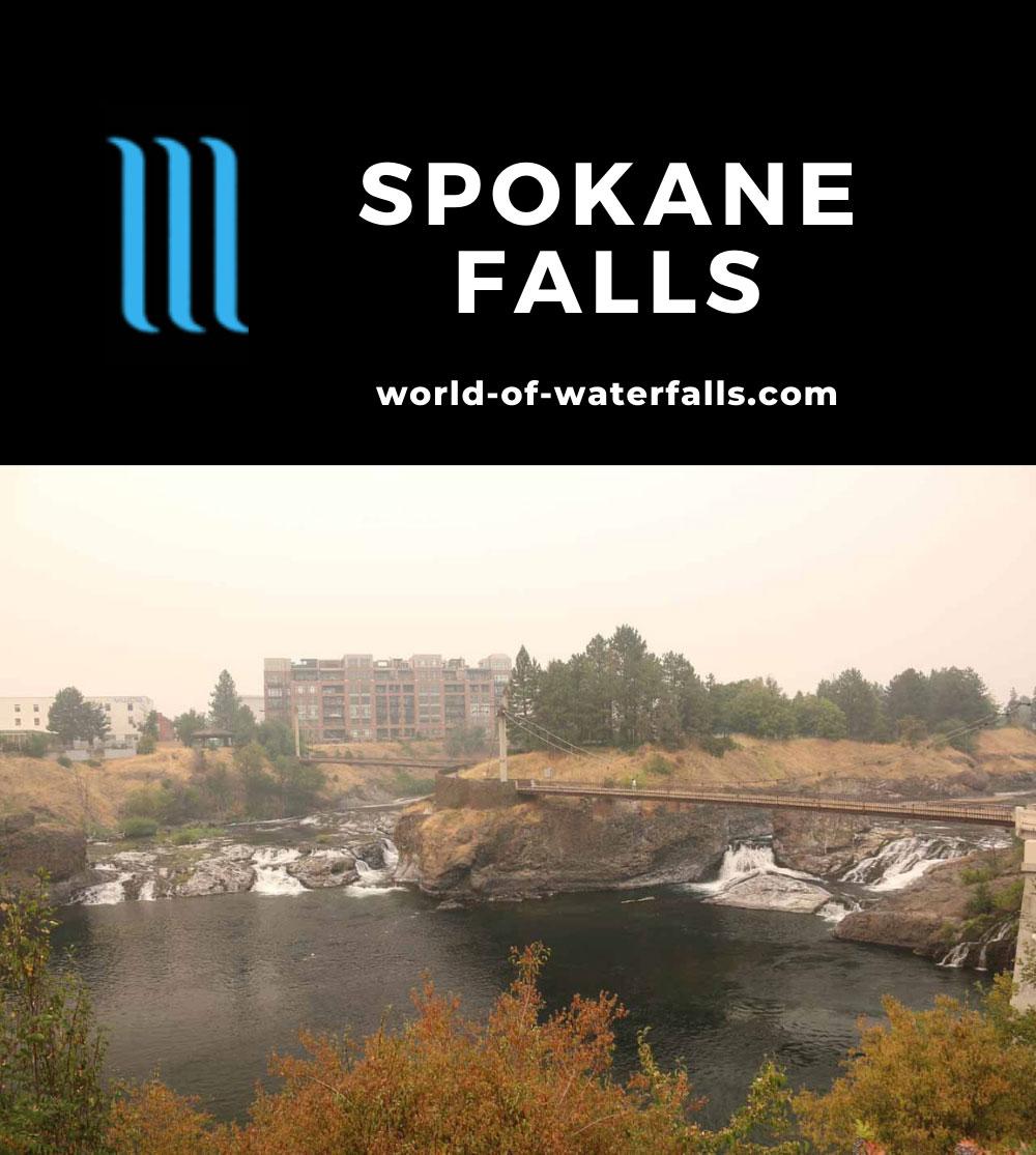 Spokane_Falls_050_08042017 - Spokane Falls