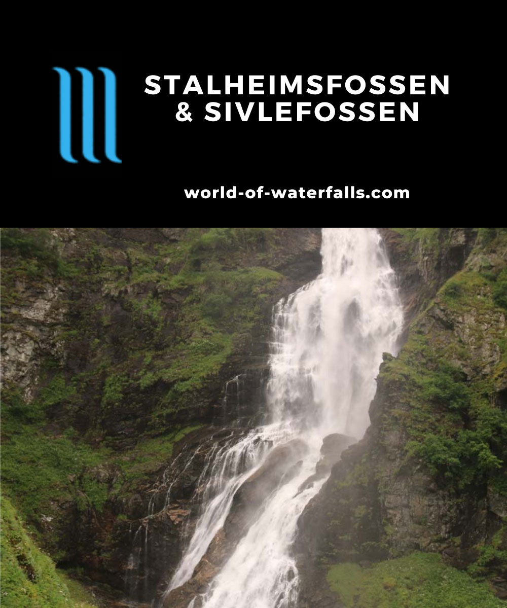 Stalheimskleiva_093_07232019 - Sivlefossen as seen from a steep footpath on our 2019 Norway trip