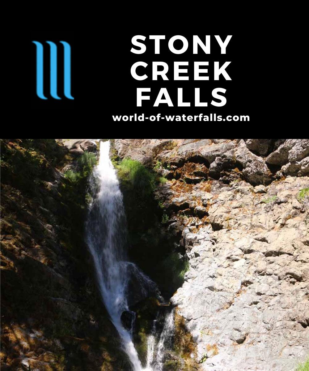 Stony_Creek_Falls_146_07132016 - Stony Creek Falls or the Middle Fork Falls