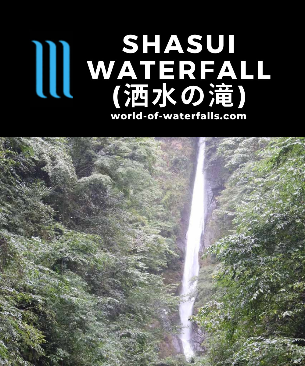 Syasui_Falls_048_10162016 - Syasui Waterfall or Shasui Waterfall