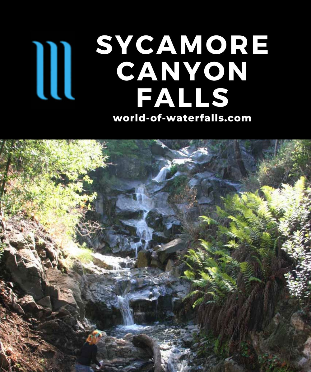 Sycamore_Canyon_Falls_026_01242010 - Sycamore Canyon Falls