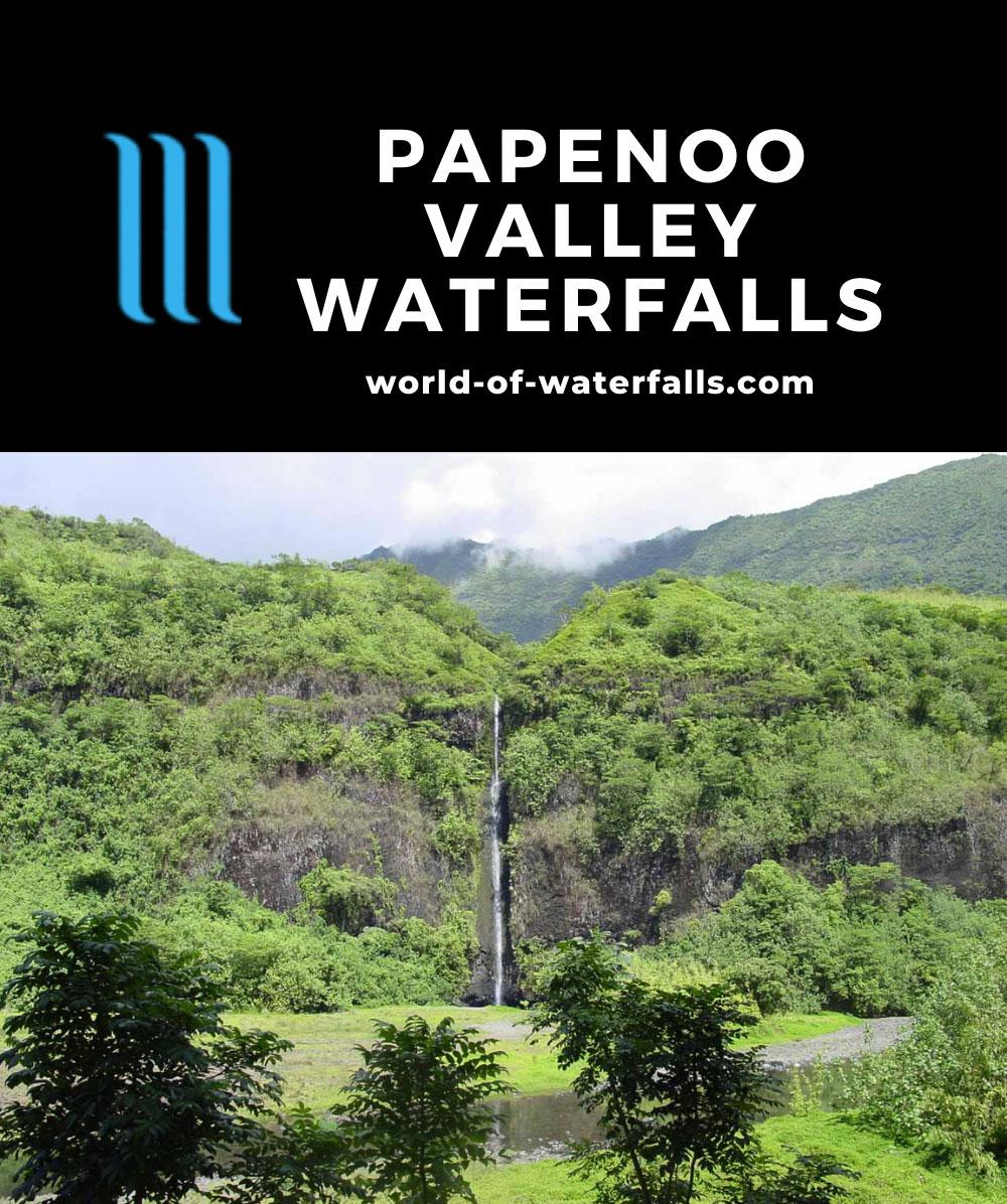 Tahiti_4x4_010_09092002 - Vaiharuru Falls in Papenoo Valley