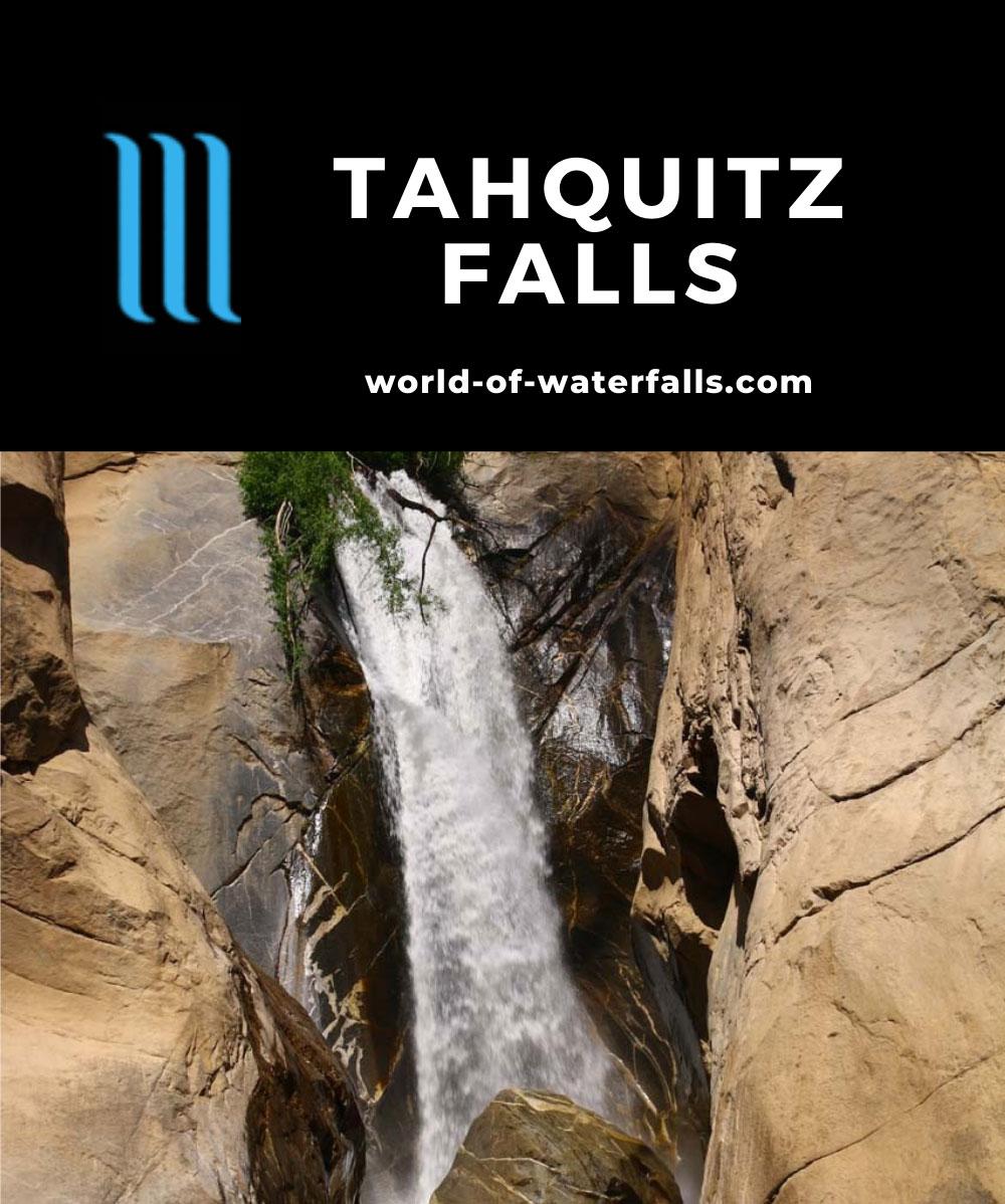 Tahquitz_Falls_056_05192019 - Tahquitz Falls