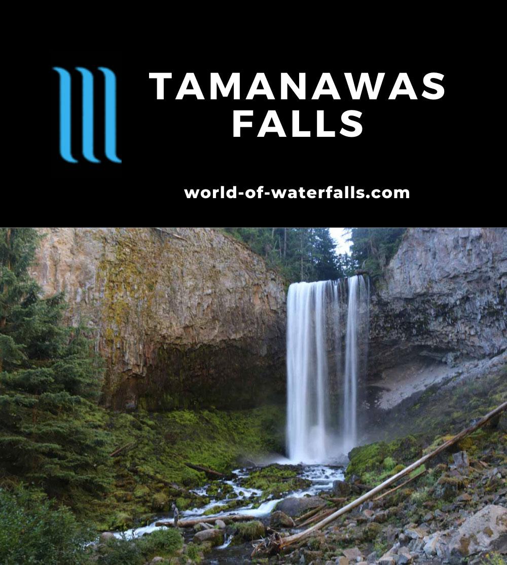Tamanawas_Falls_129_08182017 - Tamanawas Falls