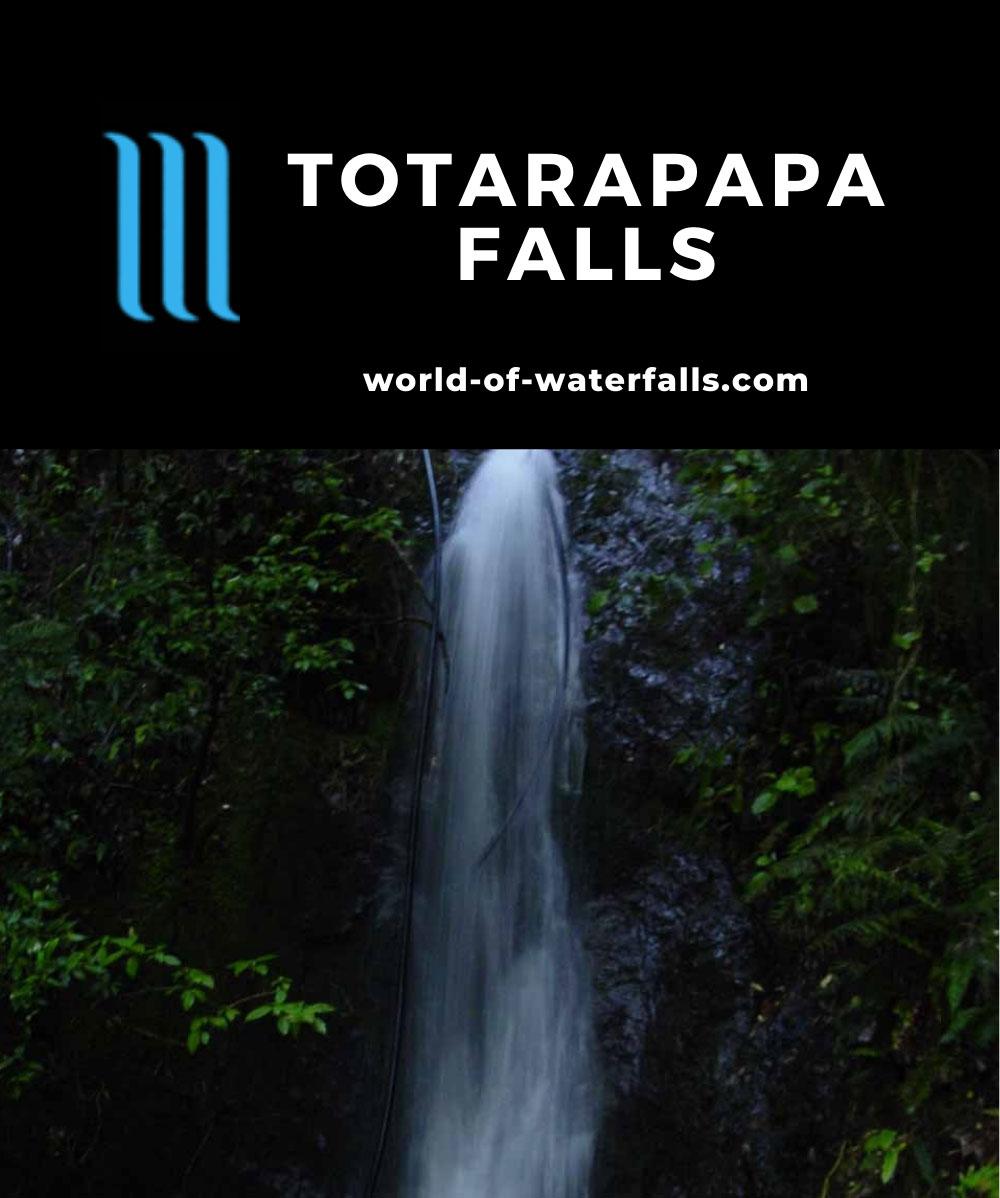 Te_Urewera_003_11142004 - Totarapapa Falls