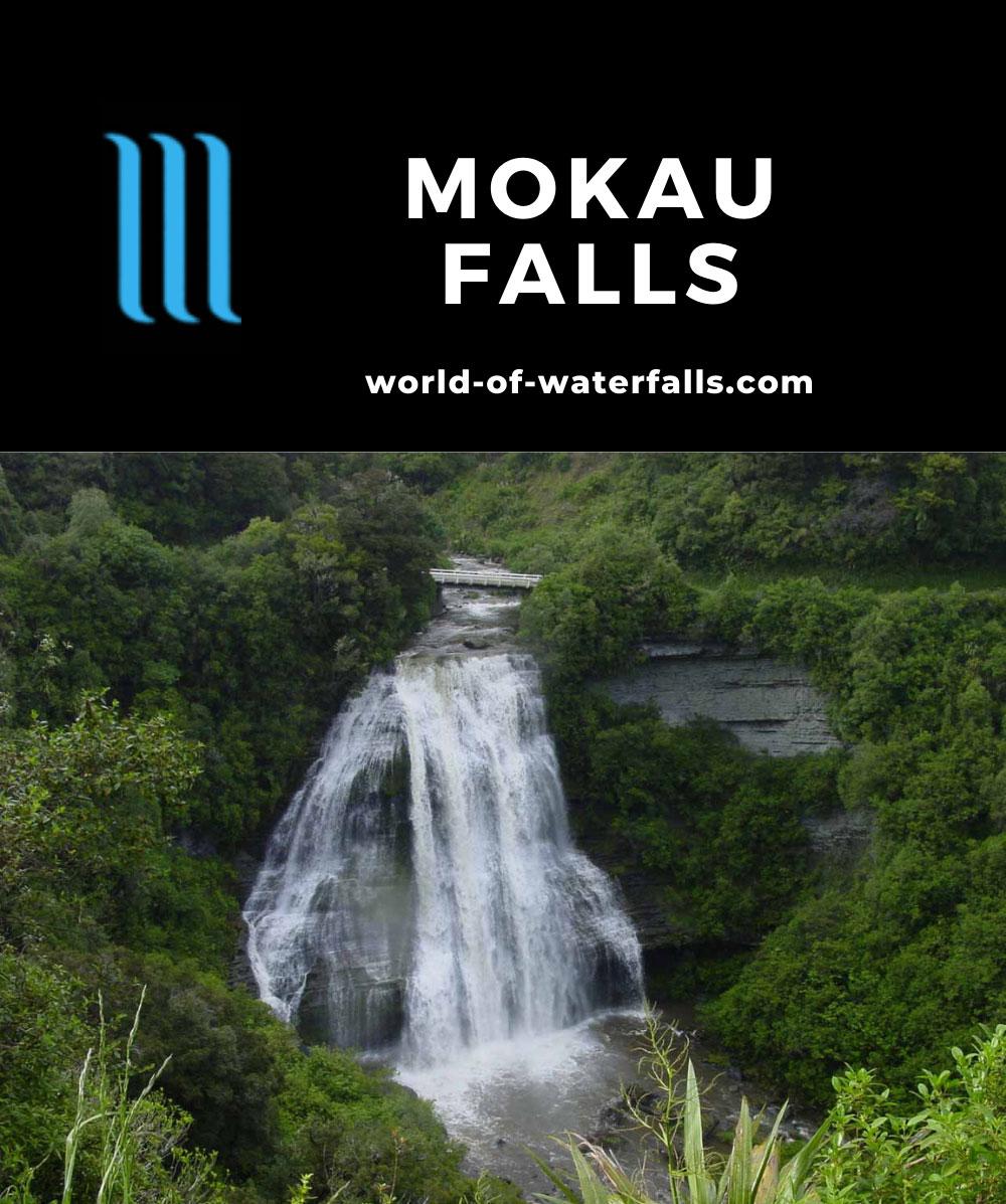 Te_Urewera_013_11142004 - Mokau Falls