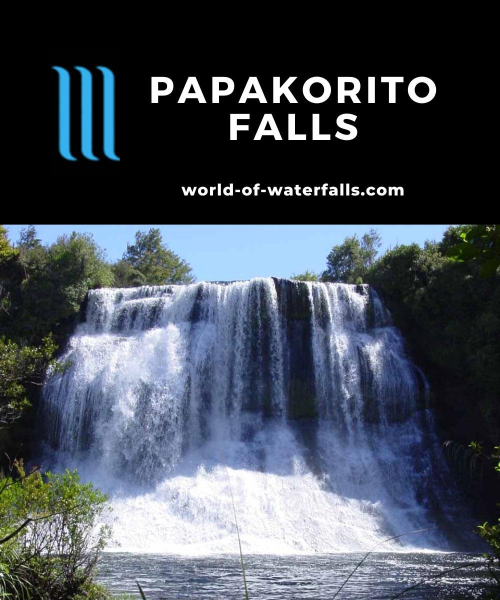 Te_Urewera_076_11142004 - Papakorito Falls
