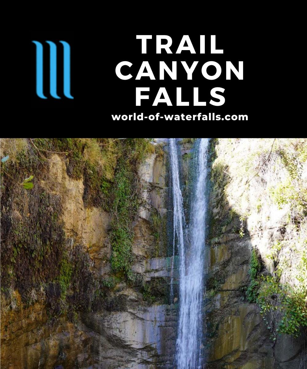 Trail_Canyon_Falls_193_02082020 - Trail Canyon Falls