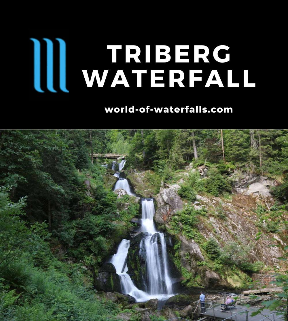 Triberg_112_06212018 - The Triberg Waterfalls