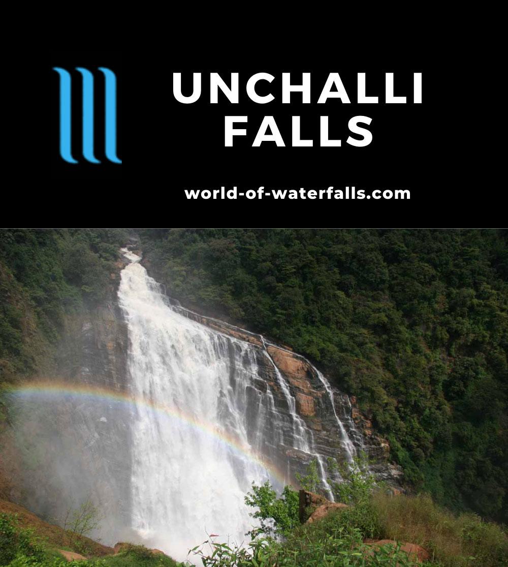 Unchalli_Falls_034_11142009 - Unchalli Falls and rainbow