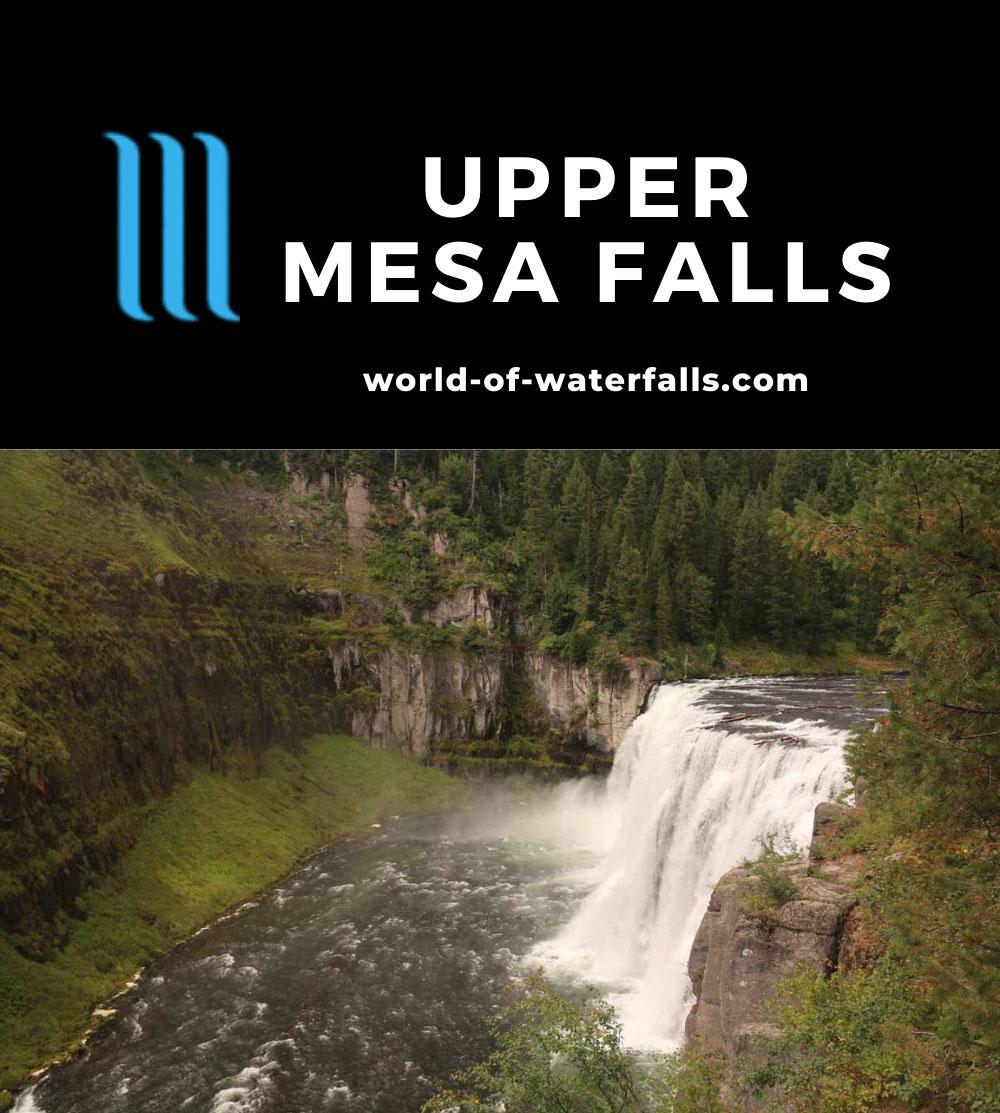 Upper_Mesa_Falls_17_043_08142017 - Upper Mesa Falls
