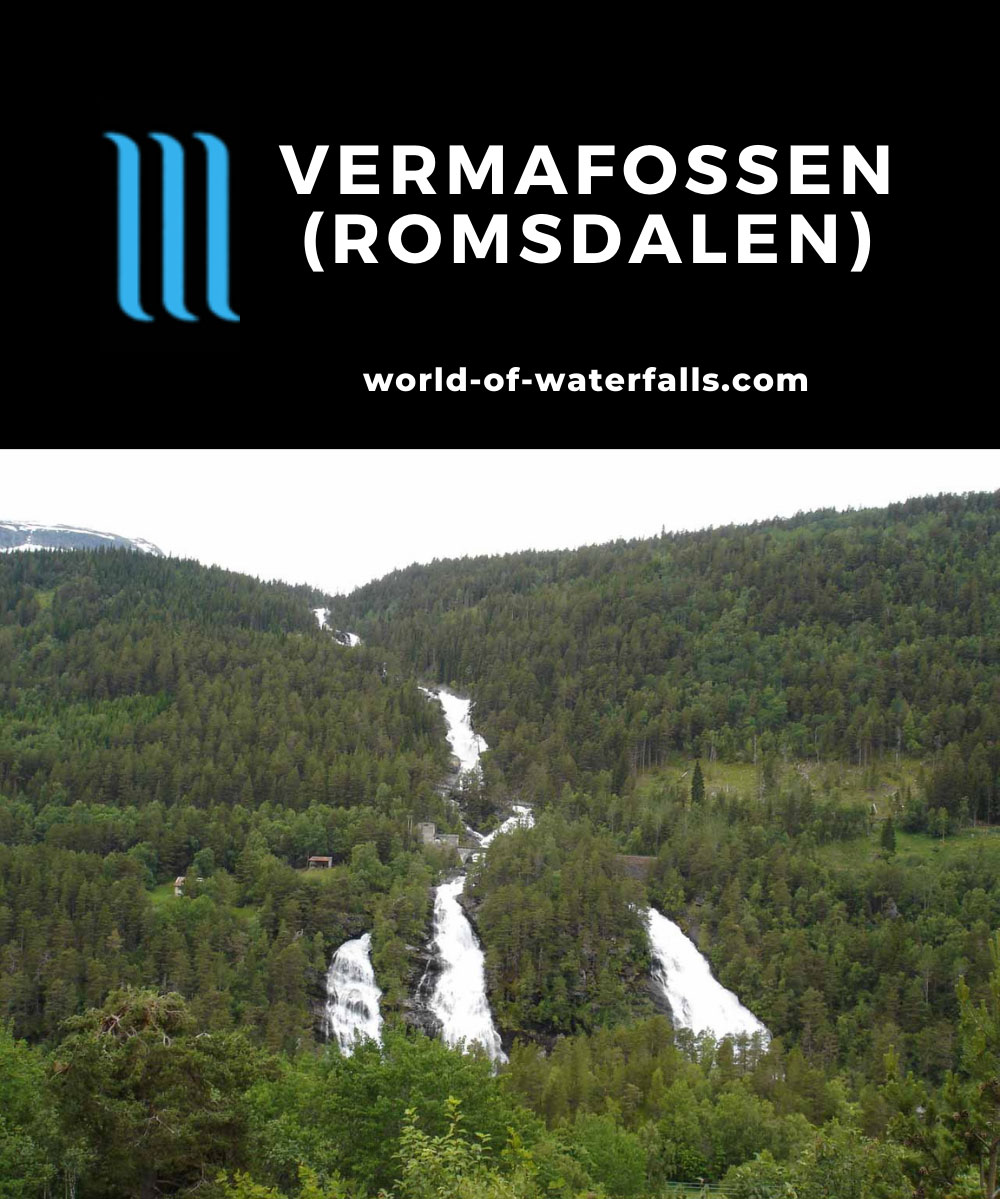 Vermafossen_004_jx_07022005 - Vermafossen as seen on our first visit in early July 2005