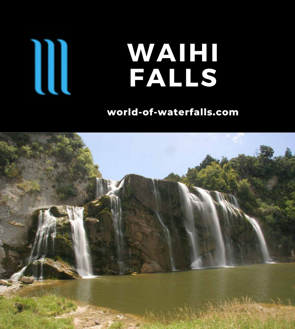 Waihi_Falls_031_01042010 - Waihi Falls