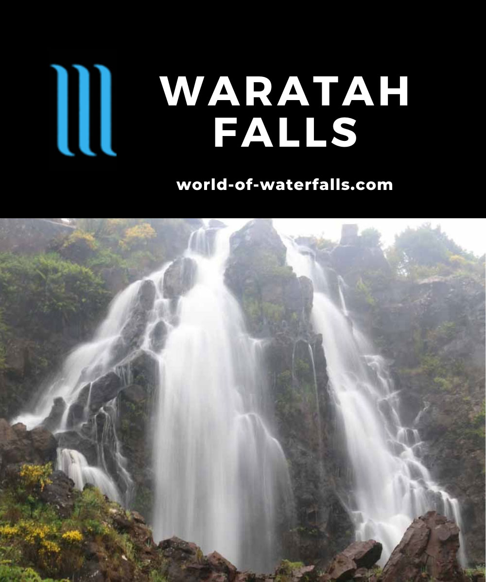Waratah_Falls_17_056_12012017 - Waratah Falls